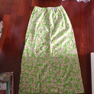 Lilly pulitzer medium skirt